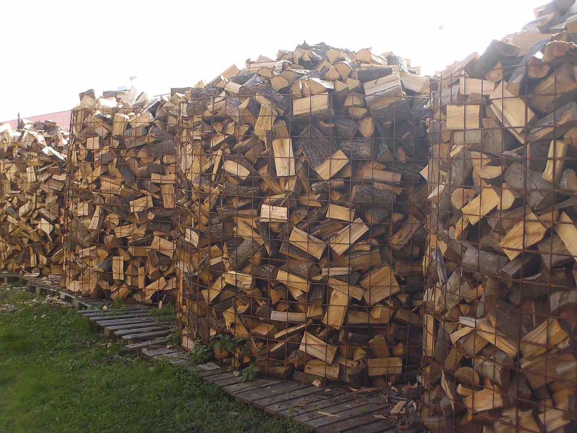 Brennholzherstellung