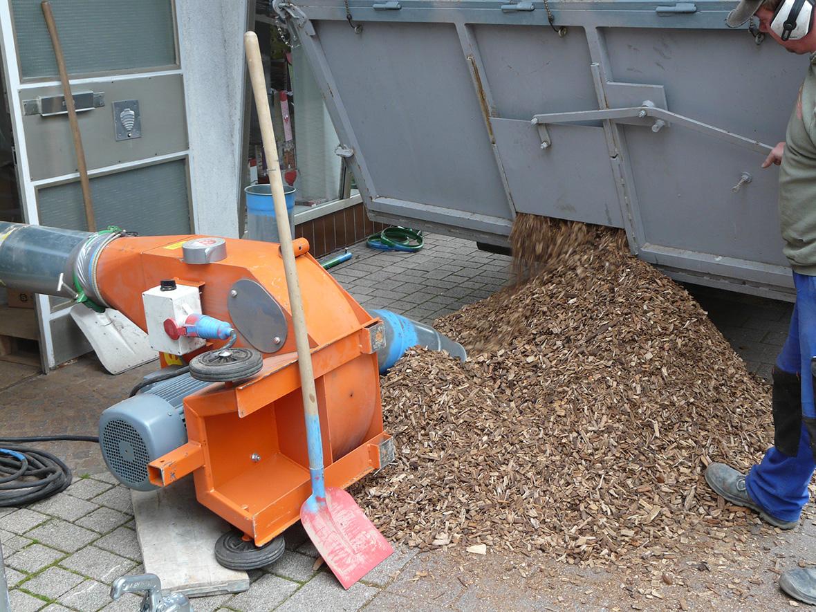 Biobrennstoffe & Mulch
